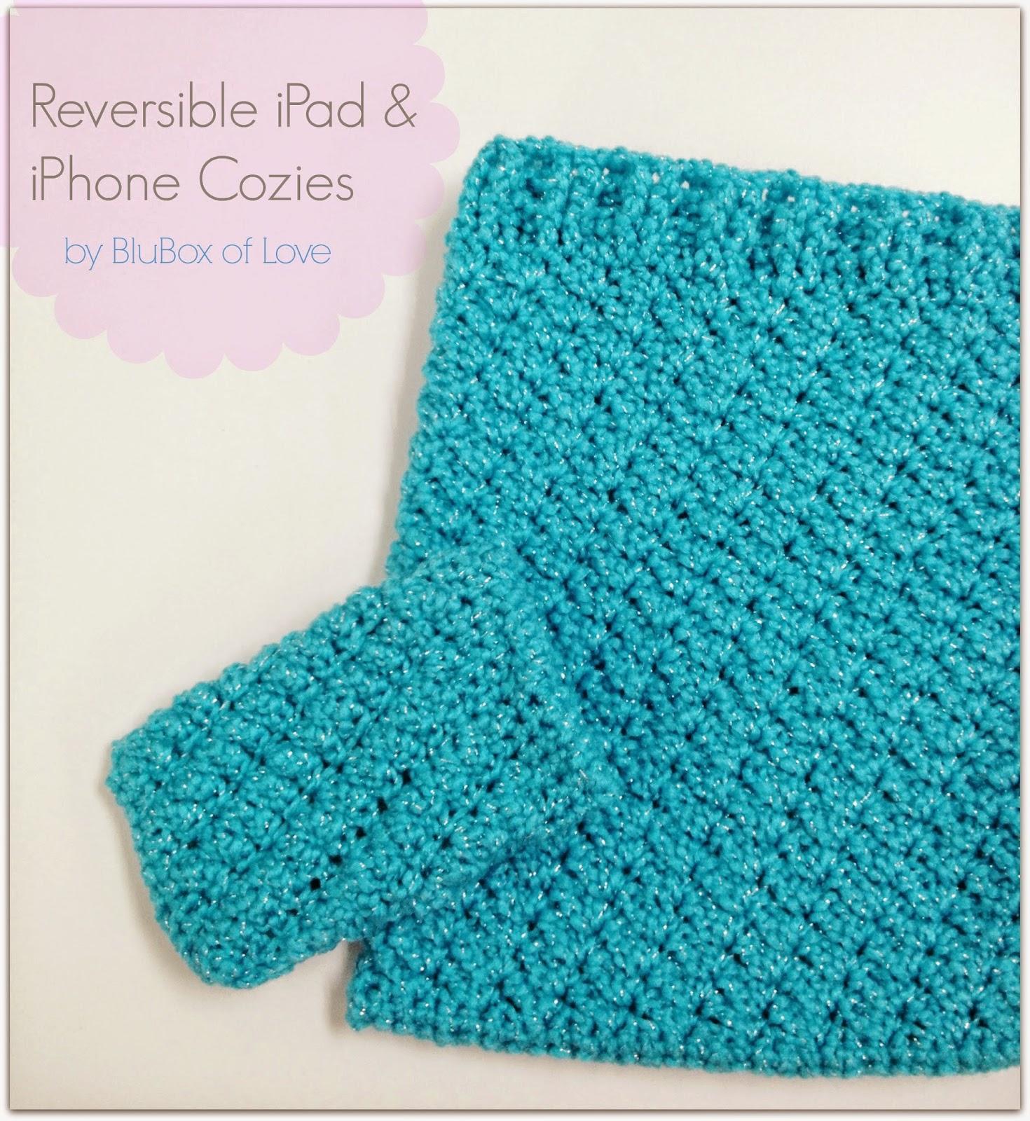 Reversible iPhone and iPad Cozies