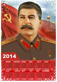 Calendario comunista 2014