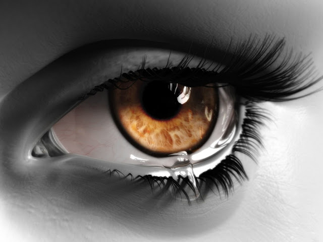 Chica de Ojos Tristes