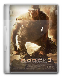 Riddick 3 – WEBRip AVI + RMVB Legendado