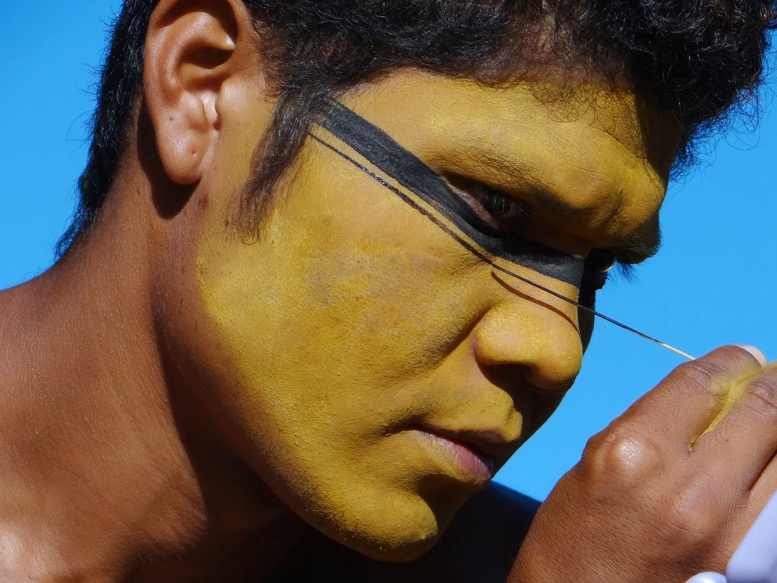 Indígenas da Pataxo