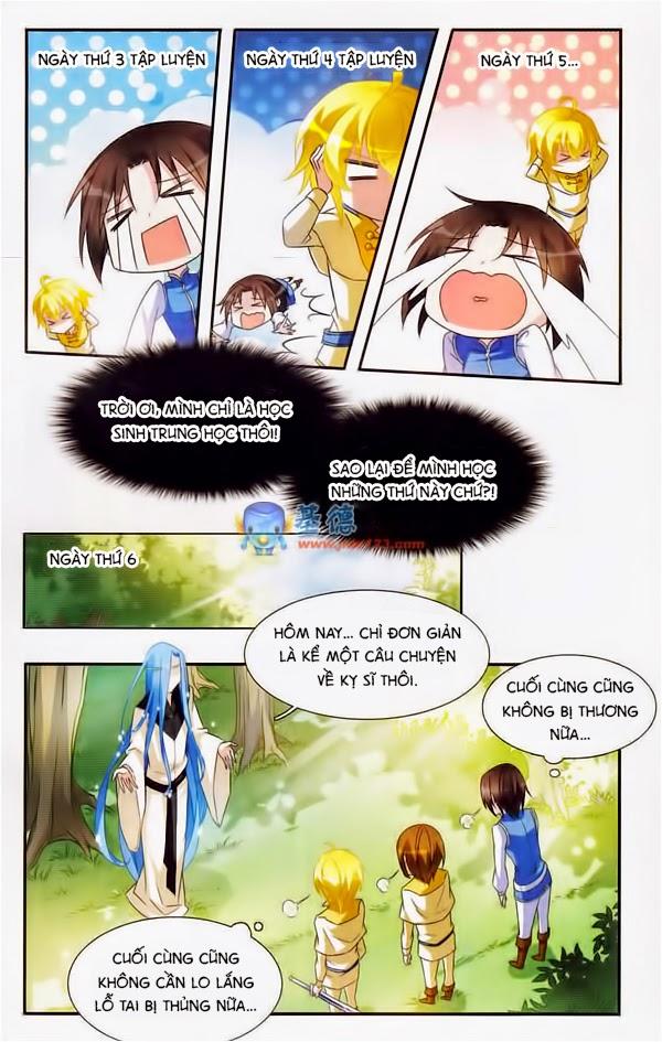 Kỵ Sĩ Hoang Tưởng Dạ chap 13 Trang 4 - Mangak.info