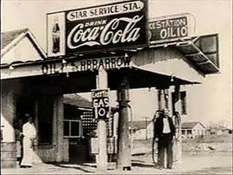 The Barrow Star Filling Station-- in '34 R 6 Box 112A 1620 Eagle Ford Rd Oak Cliff