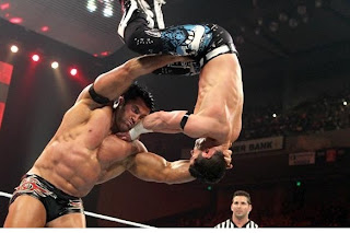 WWE Mason Ryan