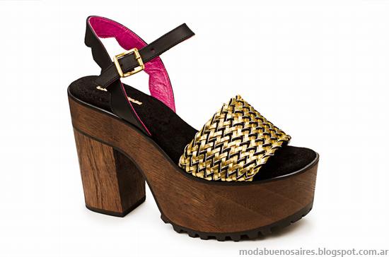 Sandalias verano 2014 moda verano.