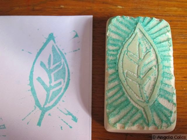 http://colestoucan.blogspot.com/2014/11/hand-carved-leaf-stamp-tutorial.html