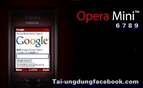 Opera mini 6 7 8 9, tai opera mini 6 7 8 9
