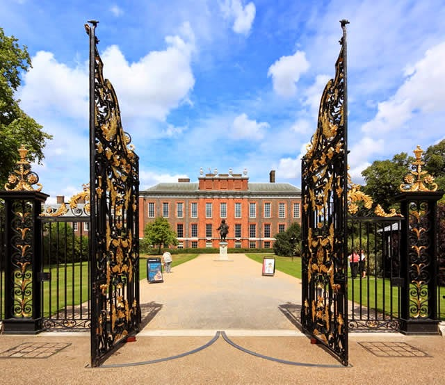 Palácio de Kensington | Kensington Palace | Kate Middleton | Prince William