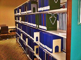 Bilik Thesis UTHM, Library
