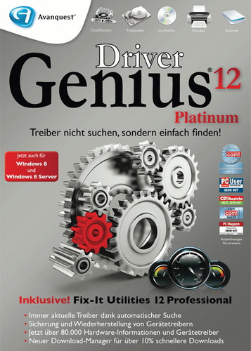 Driver genius crack 12