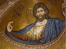 Jesus im Dom von Monreale – Bildquelle: Dieter Schütz / pixelio.de