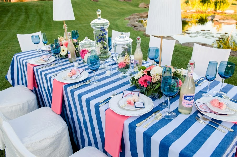 Summer Party Table Decorations 15 Great Ideas For Warm Weather