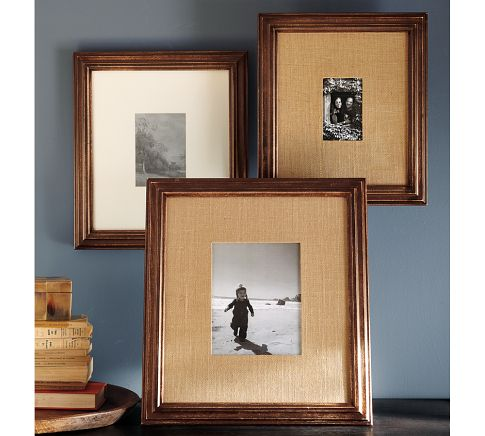 Knockoff Pottery Barn Picture Frames {Revamped} » Grace ...