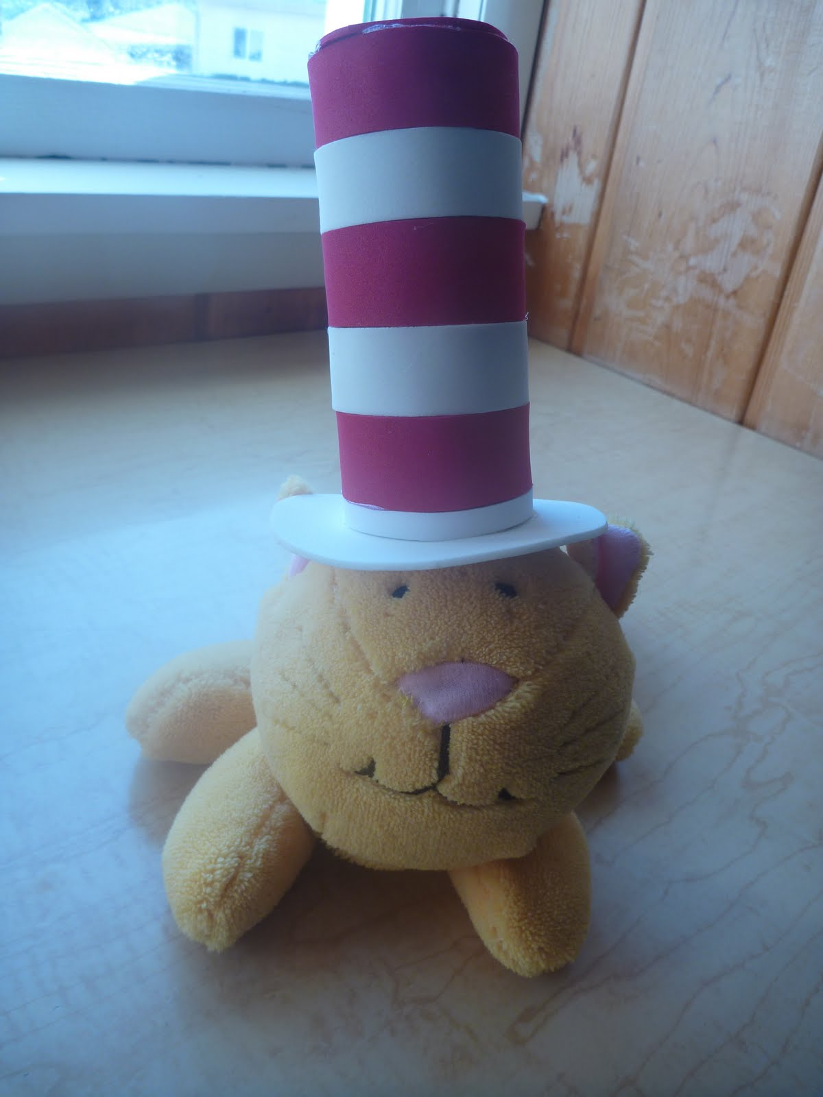 Cats In Hats Made From Their Ow Com