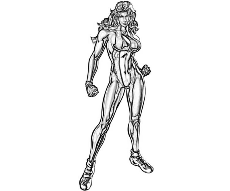 marvel-vs-capcom-she-hulk-character-coloring-pages