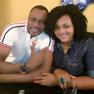 Feb 20, 2013 - Odunlade Adekola & Mercy Aigbe On Latest 2013 Movie Set