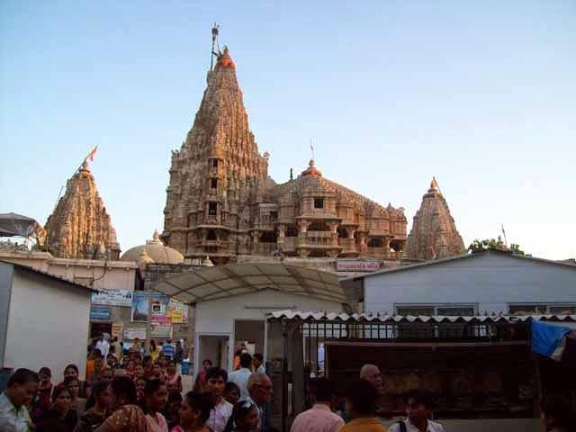 Dwarkadheesh , char dham , Dwarka , 12 jyotirling ,Gujrat