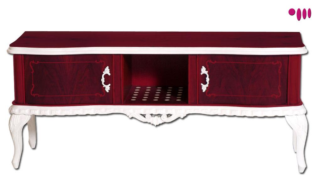 new wood myartistic è una console in stile barocco anni 40 del ...