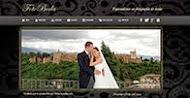 Web Oficial de FotoBoda