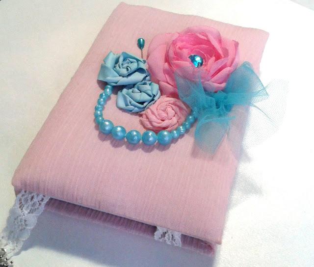 Блокнот для девочки