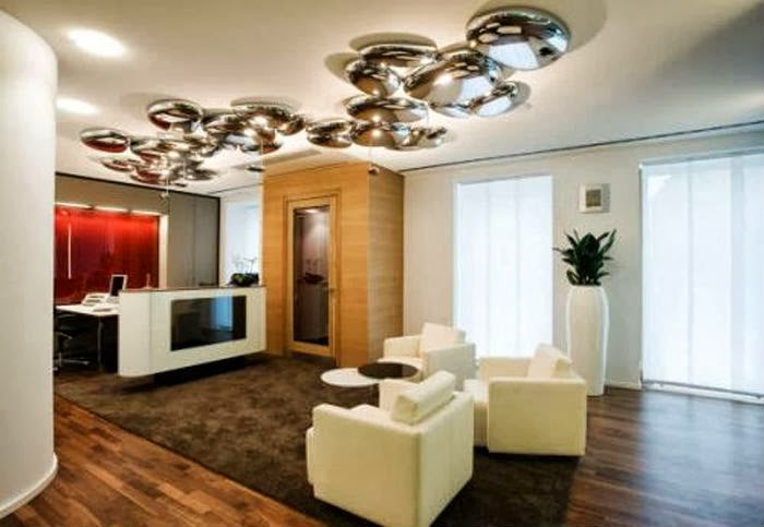 Modern Heart Shaped False Ceiling Design | Blog Interiors Black
