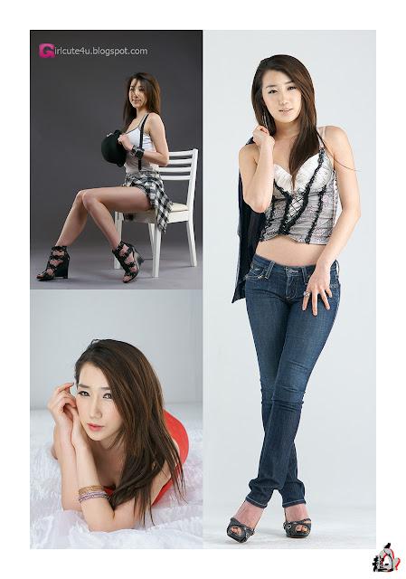 2 3 amazing sets from Lee Sung Hwa-very cute asian girl-girlcute4u.blogspot.com