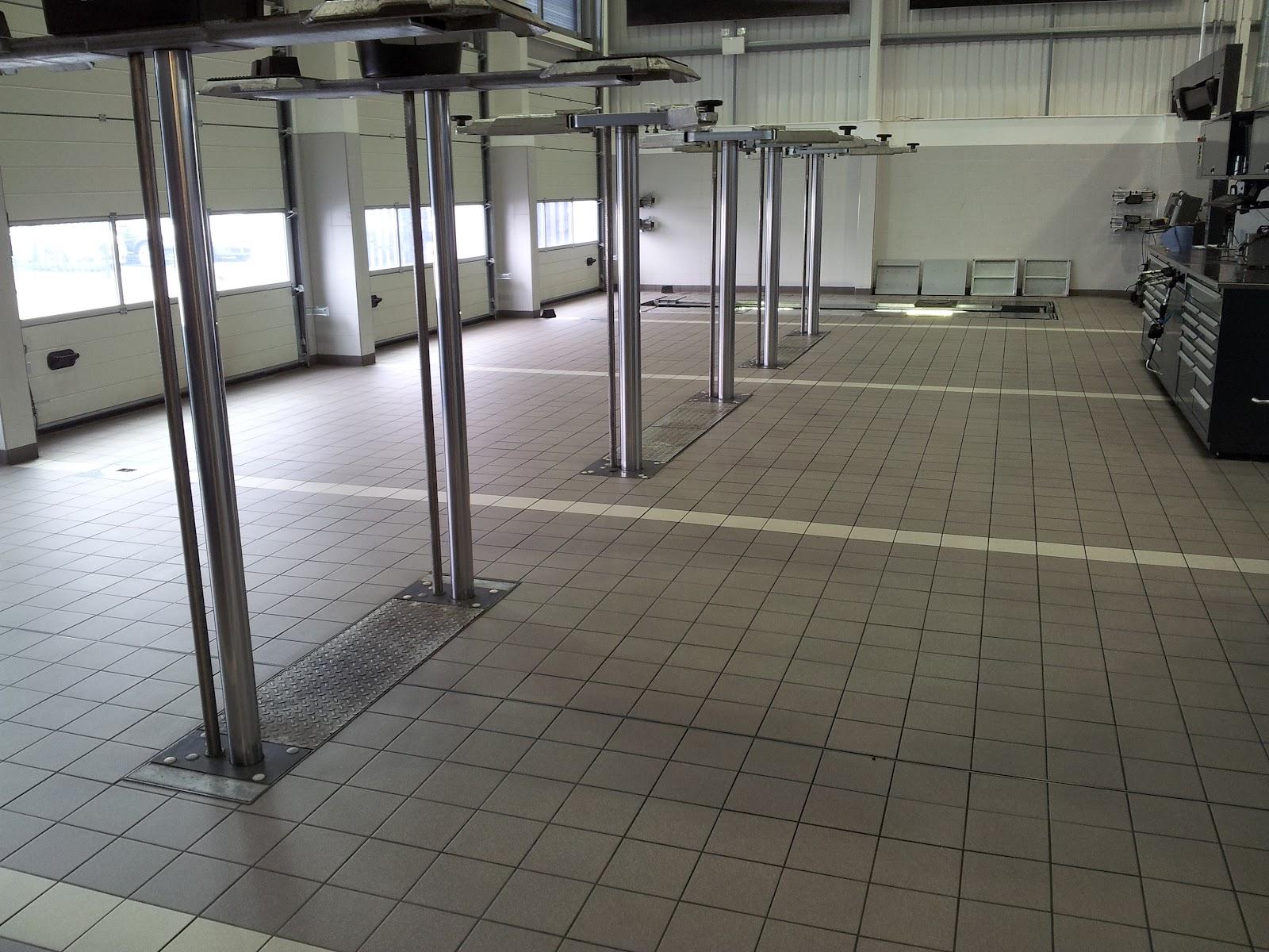 Gp Carpet Cleaning Workshop Floors Left Sparkling Clean