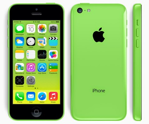 Harga Apple iphone 5c