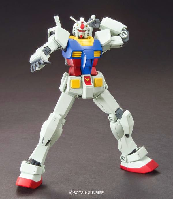 first gundam action figure