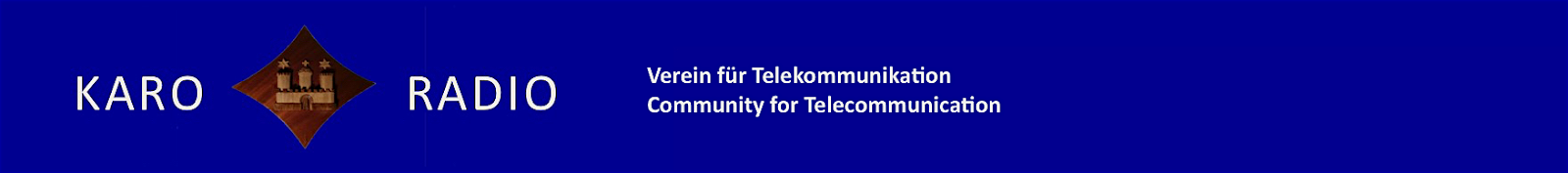 Karoradio Verein für Telekommunikation - Community for Telecommunication