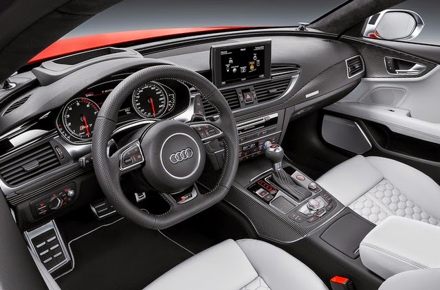 2016 Audi RS7 Change