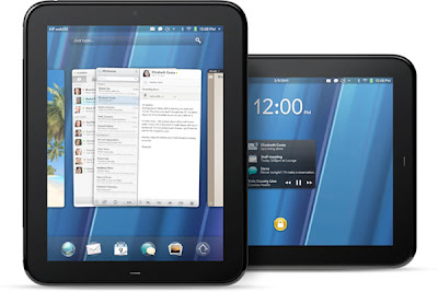 HP TouchPad WebOS Tablet pics