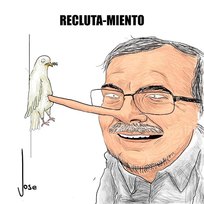 """Así ve """"Jose"""" a Timochenko"""