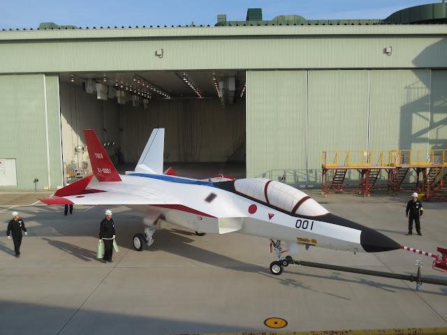 F-3 stealth fighter jet