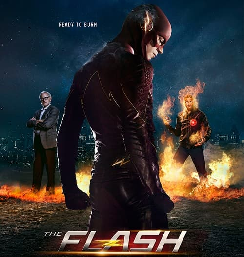The Flash Temporada 2 Capitulo 10 Latino