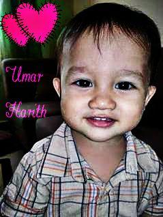 Umar @ 1yr 2months