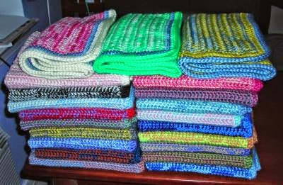 Hazel Lucy' Tranquility Blankets for the Holidays