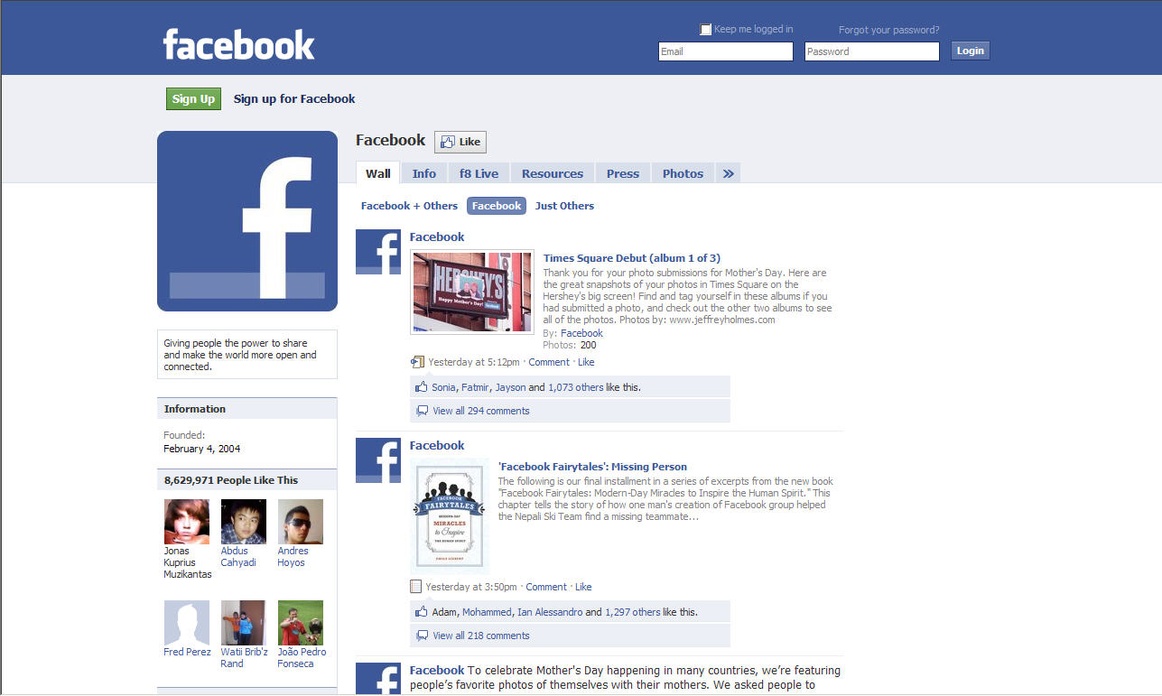 The effects of using facebook for psychological development of