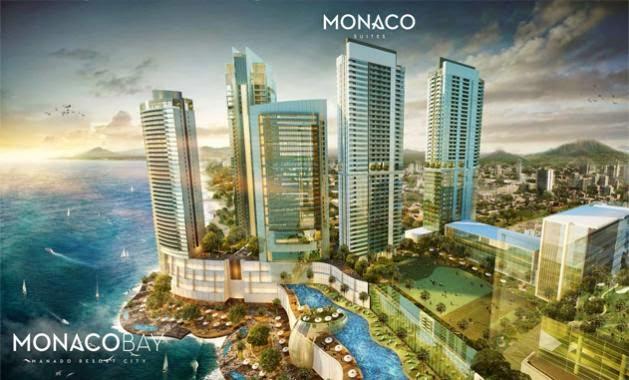 Monaco Bay Manado Resort City, Proyek Berstandar Internasional di Manado