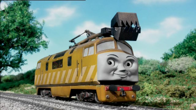 diesel from thomas and friends - photo #40