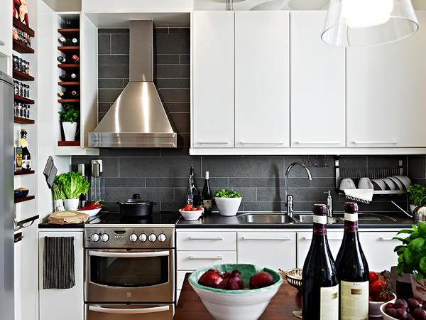 Dónde Guardar el Vino en la Cocina - Kansei Cocinas | Servicio ...