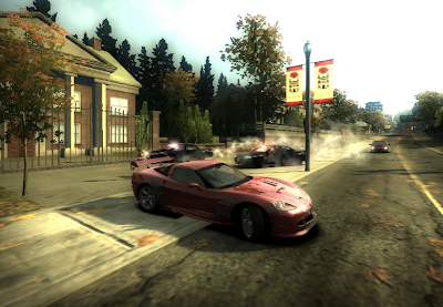 Need for Speed: Most Wanted (2005) screenshot 4