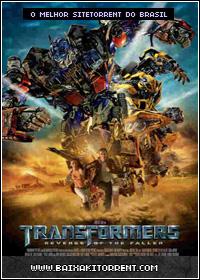 Capa Baixar Filme Transformers: A Vingança dos Derrotados Dublado   Torrent Baixaki Download