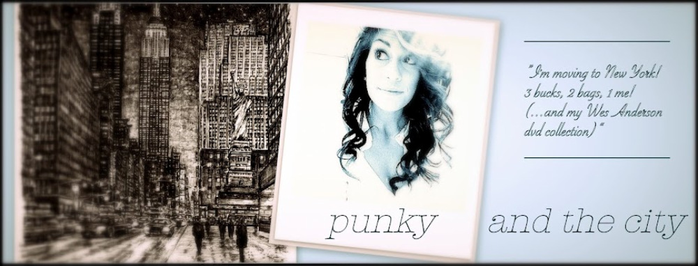 Punky and the City