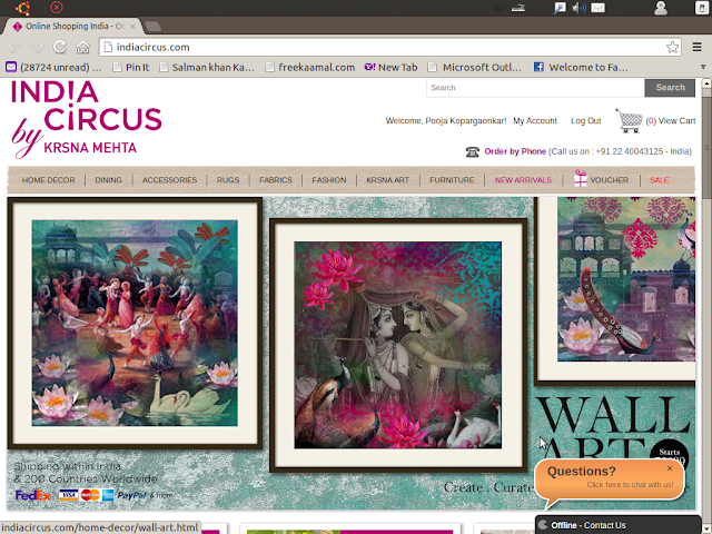 Shopping Review: India CIrcus image