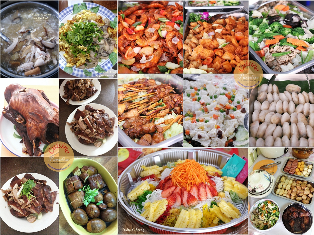 Cuisine paradise singapore food blog recipes reviews for Site cuisine
