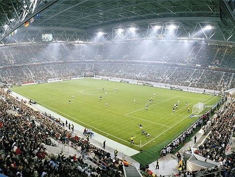 live football stadion fortuna d sseldorf esprit arena. Black Bedroom Furniture Sets. Home Design Ideas