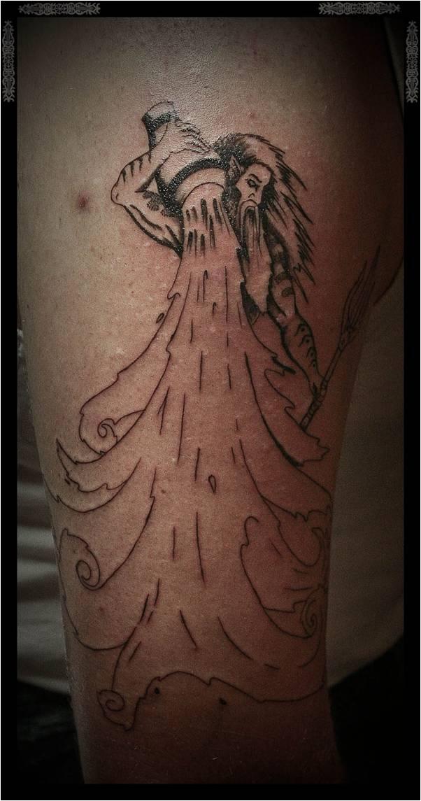 Trend Tattoo Styles: Gallery Of Aquarius Tattoos