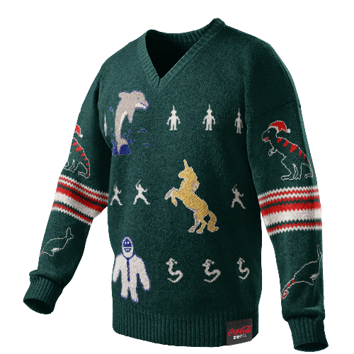 The She-Creature Speaks: Epic Battles on Ugly Sweaters!!!