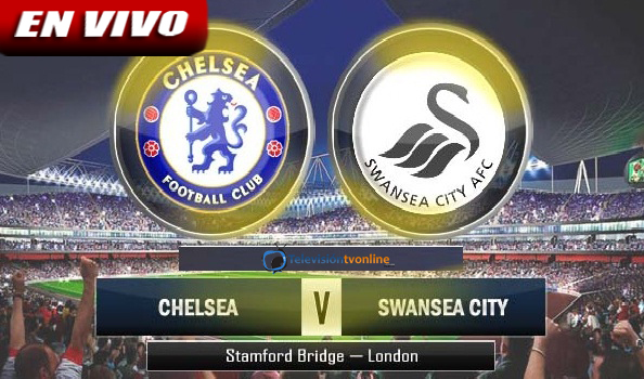 premier league: Chelsea vs Swansea partido en vivo online